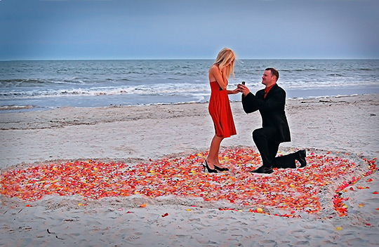 A Proposal from the Heart