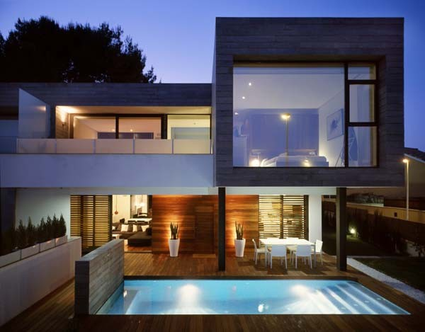 Rocafort homes 4 38 Of The Most Spectacular Contemporary Pools Presented on Freshome [Part Two]