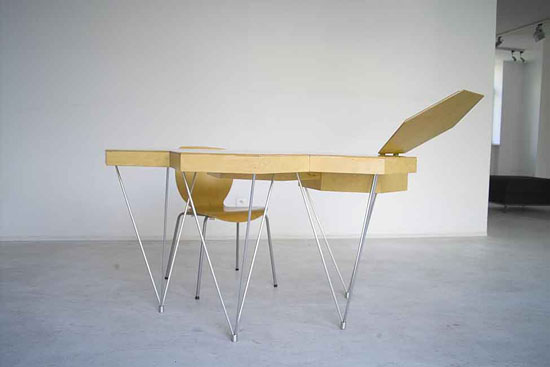 Modular Table Cloud