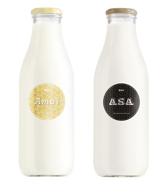 milk11 30 Wonderful Examples of Milk Packaging Design