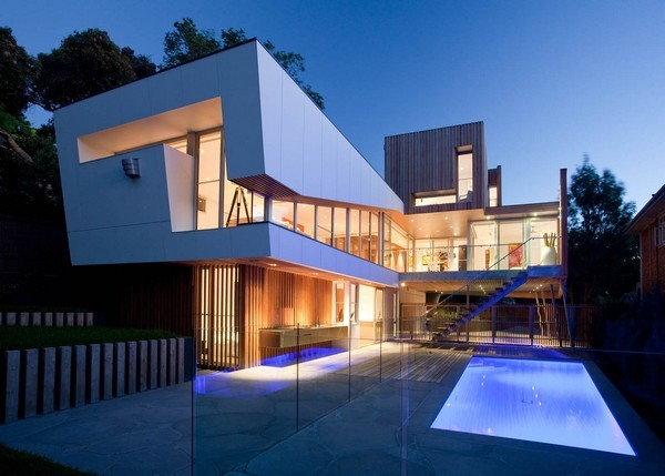 modern residenceFreshome 07 38 Of The Most Spectacular Contemporary Pools Presented on Freshome [Part Two]