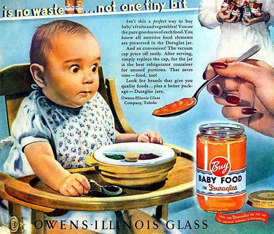 Baby Food Hell