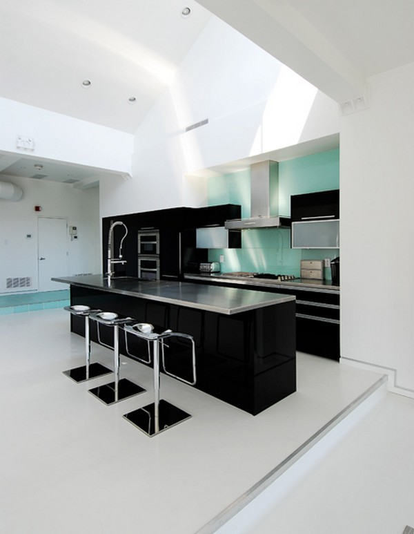 black white design 3  Black & White Inspiration: 35 Contemporary Decors Opening Up A World of Ideas