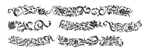 flowerornaments1 40 Free Highly Functional Dingbat Fonts