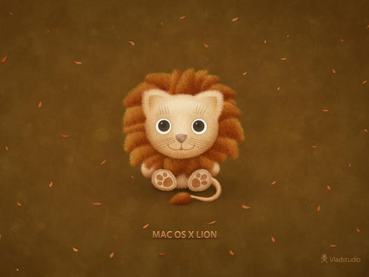 Mac OS X Lion Wallpaper With Text Enhance your Esthetic Sense with High Definition Wallpapers