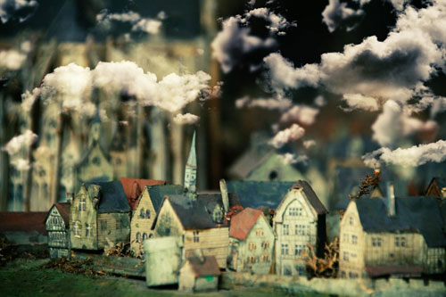 Miniature Lost City
