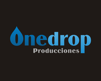 Logo Design: Drops