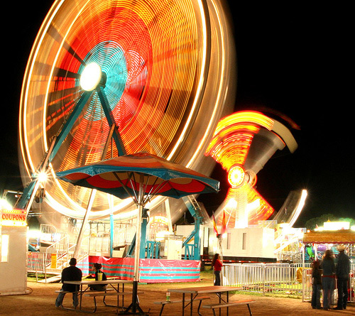 Poteet Strawberry Festival 60 Examples of Beautiful Night Shots