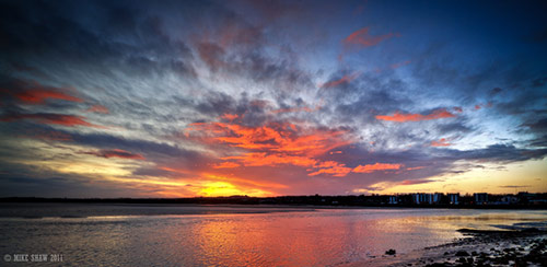 Just Another Sunrise in Amazing Landscape Photography by Mike Shaw (40 Pictures)