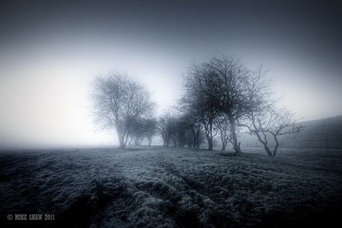 Silence of the Morning in Amazing Landscape Photography by Mike Shaw (40 Pictures)