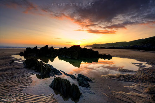Sunset Symphony in Amazing Landscape Photography by Mike Shaw (40 Pictures)