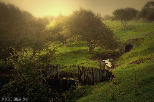 The Little Lost Farm in Amazing Landscape Photography by Mike Shaw (40 Pictures)