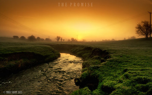 The Promise in Amazing Landscape Photography by Mike Shaw (40 Pictures)