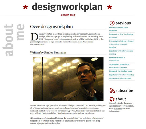 about 431 40 Groovy Examples of About Me Page Designs
