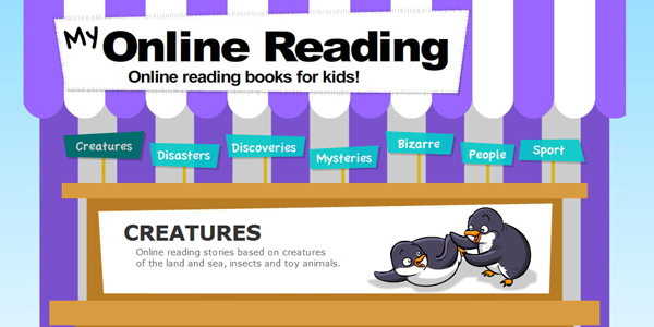 my online reading Designing a Child Friendly Website (Examples and Practices)