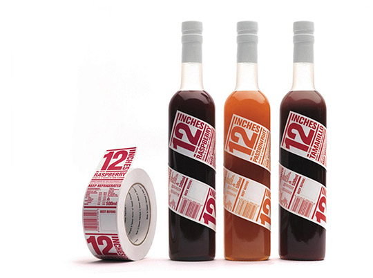 12 Inches Branding + Packaging