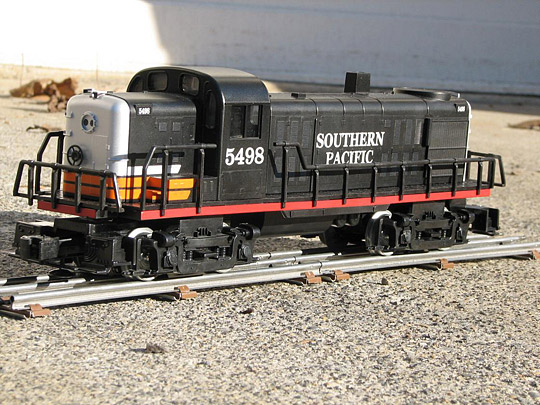 Southern Pacific Alco RS-3
