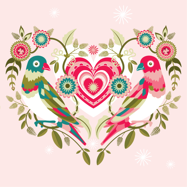 Valentines Day Design 18 Over 30 Creative and Beautiful Designs Inspired by Love