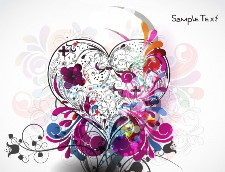 Valentines Day Design 27 Over 30 Creative and Beautiful Designs Inspired by Love
