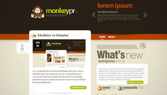 hight quality wp themes 13 Fresh and High Quality Free WordPress Themes Collection