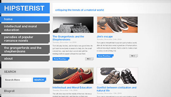 hight quality wp themes 14 Fresh and High Quality Free WordPress Themes Collection
