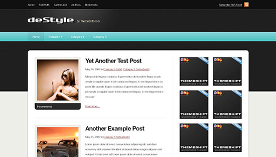 hight quality wp themes 31 Fresh and High Quality Free WordPress Themes Collection
