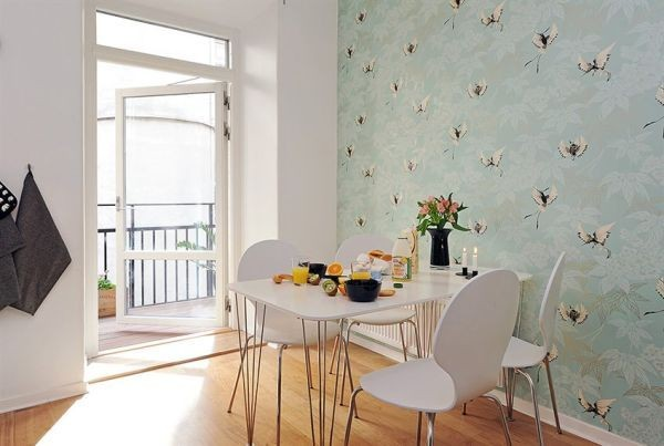 image 010 40 Scandinavian Wallpaper Ideas Making Decorating a Breeze