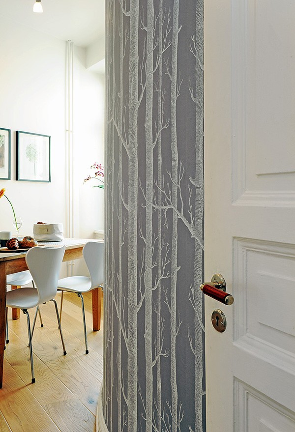 image 031 40 Scandinavian Wallpaper Ideas Making Decorating a Breeze