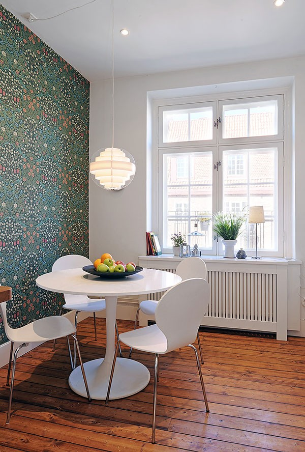 image 0314 40 Scandinavian Wallpaper Ideas Making Decorating a Breeze