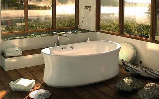 Relaxing Bathtub for your Home