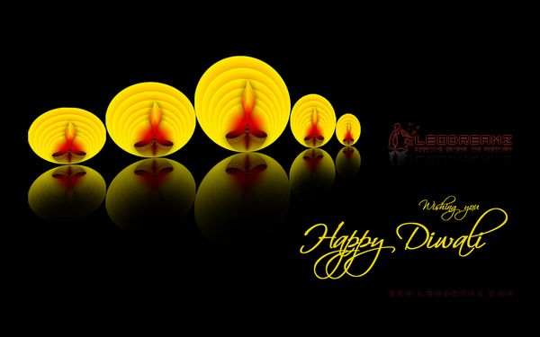 thumb diwali series2 by leodreams 45 Colorful and Cutest Diwali Wallpapers