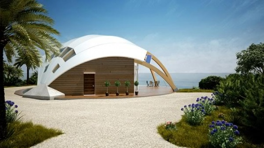 The Pearl Solar Homes by Solaleya