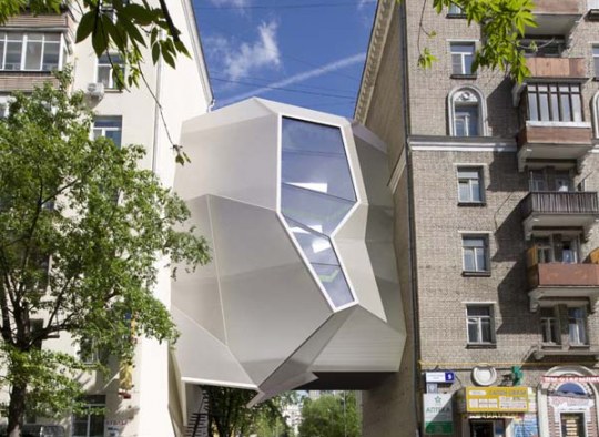 Parasite Office in Moscow
