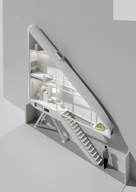 Keret House By Centrala