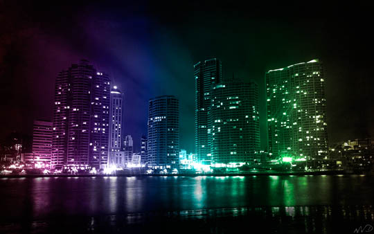 free cityscape wallpapers