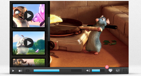A simple video player