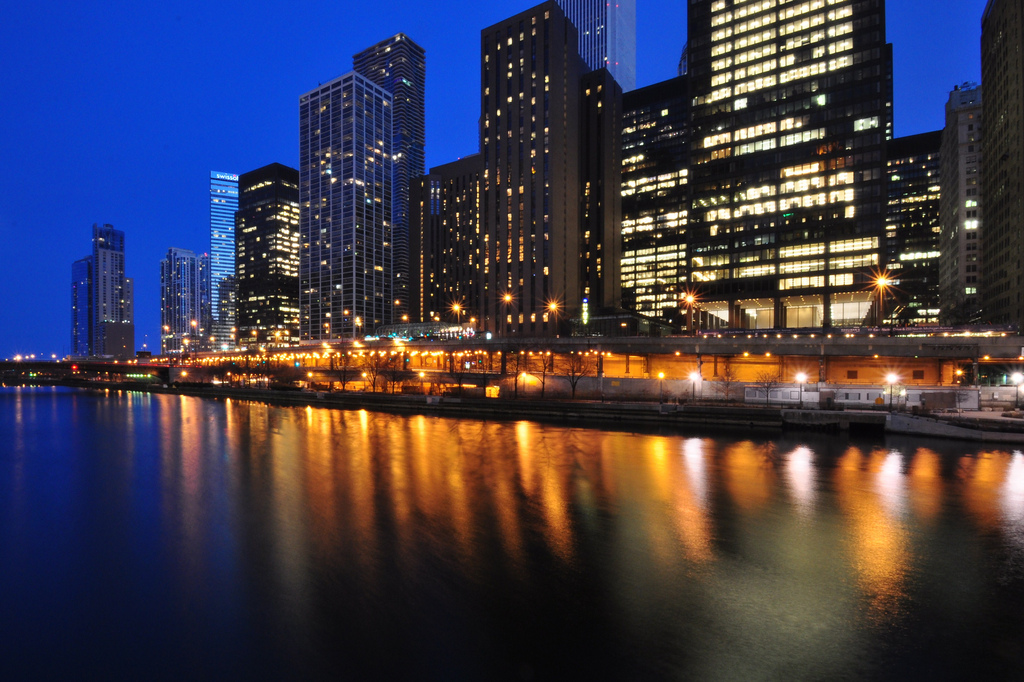 Chicago River Blues
