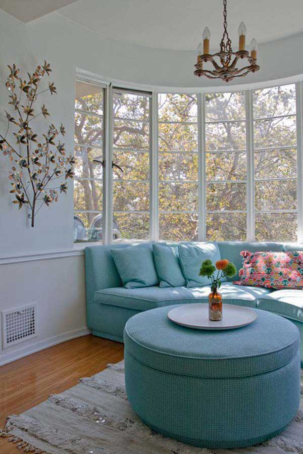 Window Seats 12 36 Cozy Window Seats and Bay Windows With a View