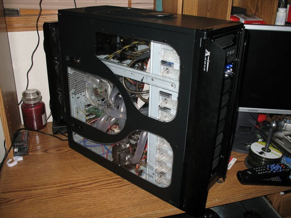Computer Front
