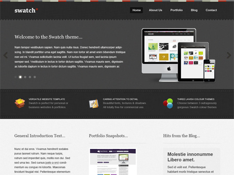 Swatch by woothemes