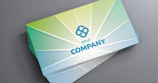 Corporate Business Card Vol 3 by pixeden