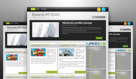 Neat Theme by dynamicwp