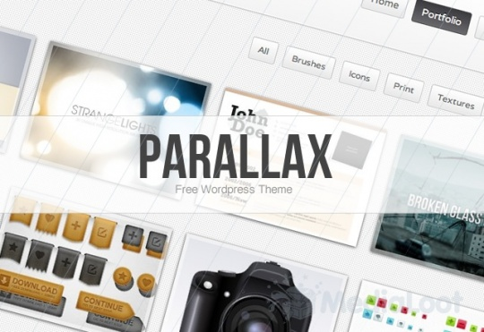 Parallax by medialoot