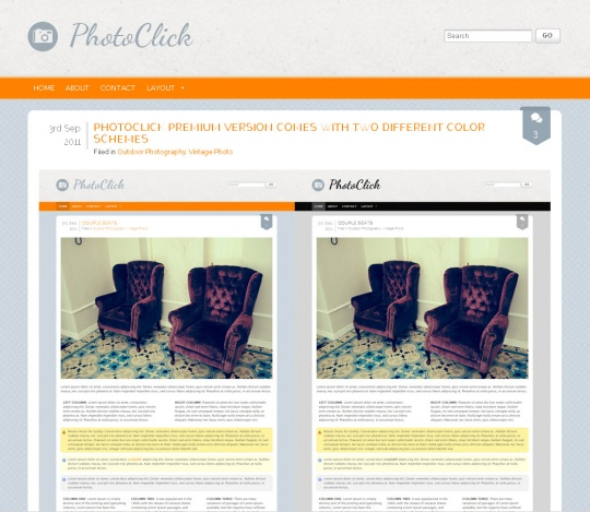 PhotoClick Theme by simplywp