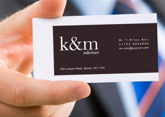 FREE Corporate Business Card by robbythedesigner
