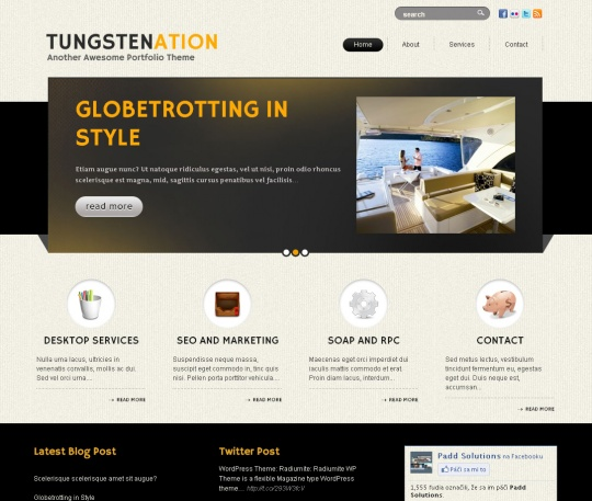 Tungstenation by paddsolutions