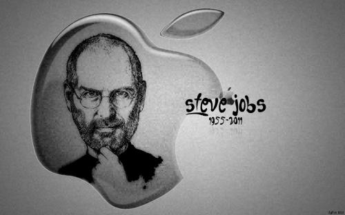 Apple Mac Steve Jobs Wallpaper