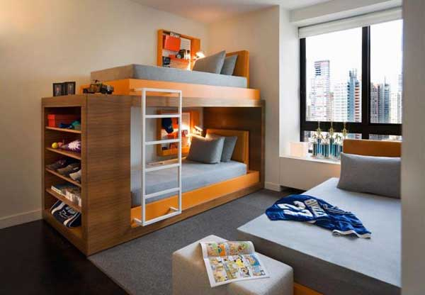 Bunk Beds 12 30 Fresh Space Saving Bunk Beds Ideas For Your Home