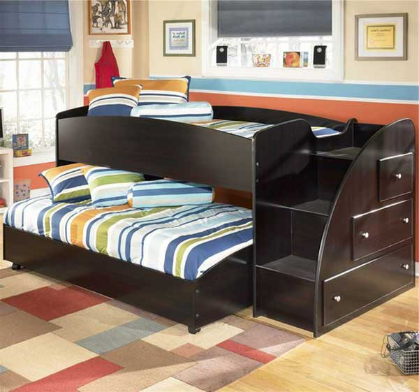 30 - Bunk beds for small spaces ...
