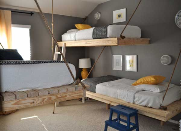 Bunk Beds 2 30 Fresh Space Saving Bunk Beds Ideas For Your Home